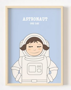 אסטרונאוט / אסטרונאוטית