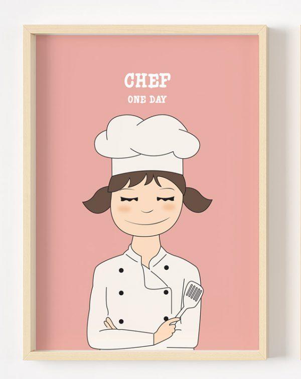Chef-Girl