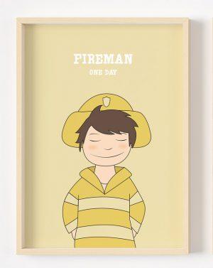 Fire(wo)man