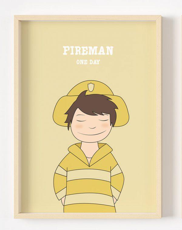 Fireman-Boy