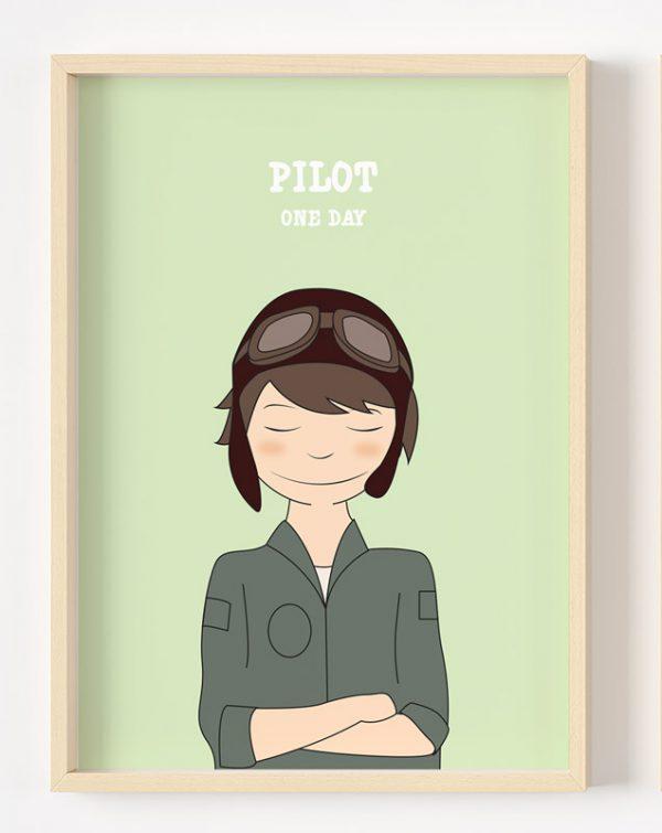 Pilot-Boy