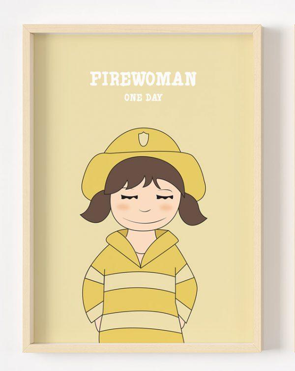 firewoman-girl