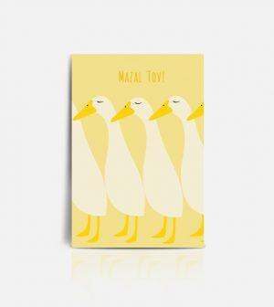 Mazal Tov – Duck