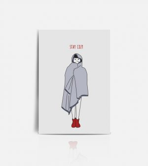 Stay Cozy Card